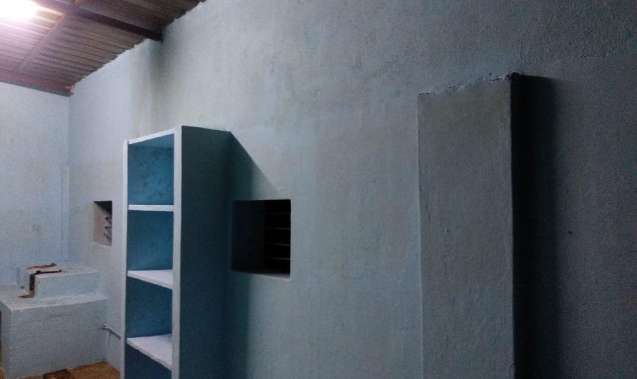imagen del interior de la cocina renovada