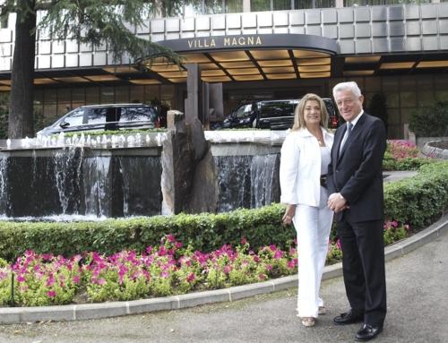 Convenio de colaboración con el Hotel Villa Magna
