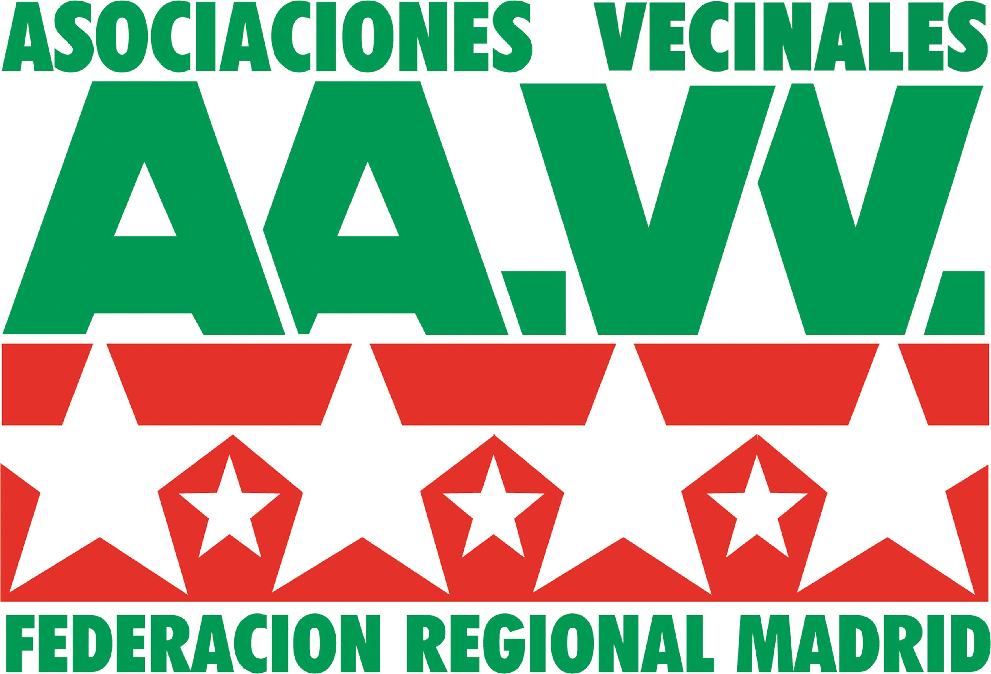 FRAVM asociaciones vecinales logo
