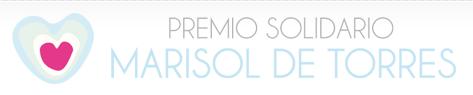 Premio solidario Marisol de Torres logo