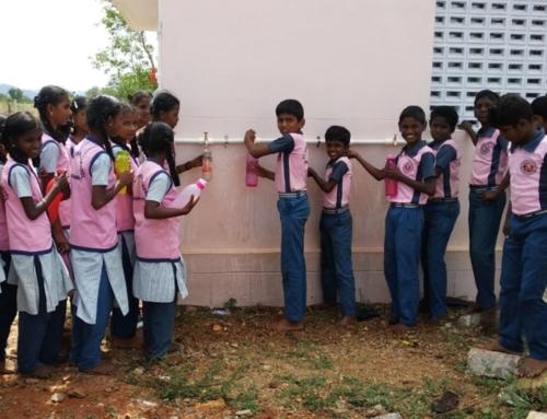 Construimos seis pozos en India para abastecer a más de 5.000 personas