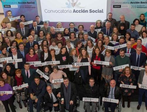 VII Convocatoria de Acción Social de Bankia y Fundación Montemadrid
