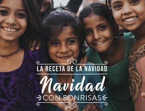 Participa en la 'Navidad con Sonrisas'
