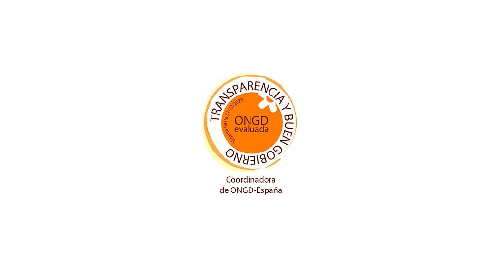 sello de calidad Coordinadora ONGD España